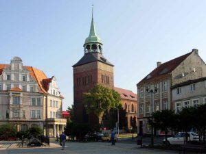 Marien oder Pfarr Kirche
