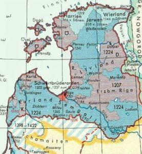 1.1.4. Lijfland verdeeld