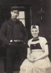 Carl von Meijenfeldt en Willie Minderaa