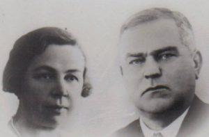 Nellie von Meijenfeldt en Willem de Haas