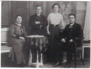 Anna, Jan, To en Carl von Meijenfeldt