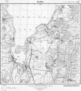 Deelkaart Seenplatte