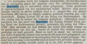 """Algemeen Handelsblad 24-06-1862, rubriek """"Duitsche Post"""", onder Berlijn."""
