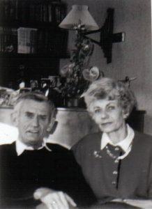 Gerard von Meijenfeldt en Ineke Schreuder